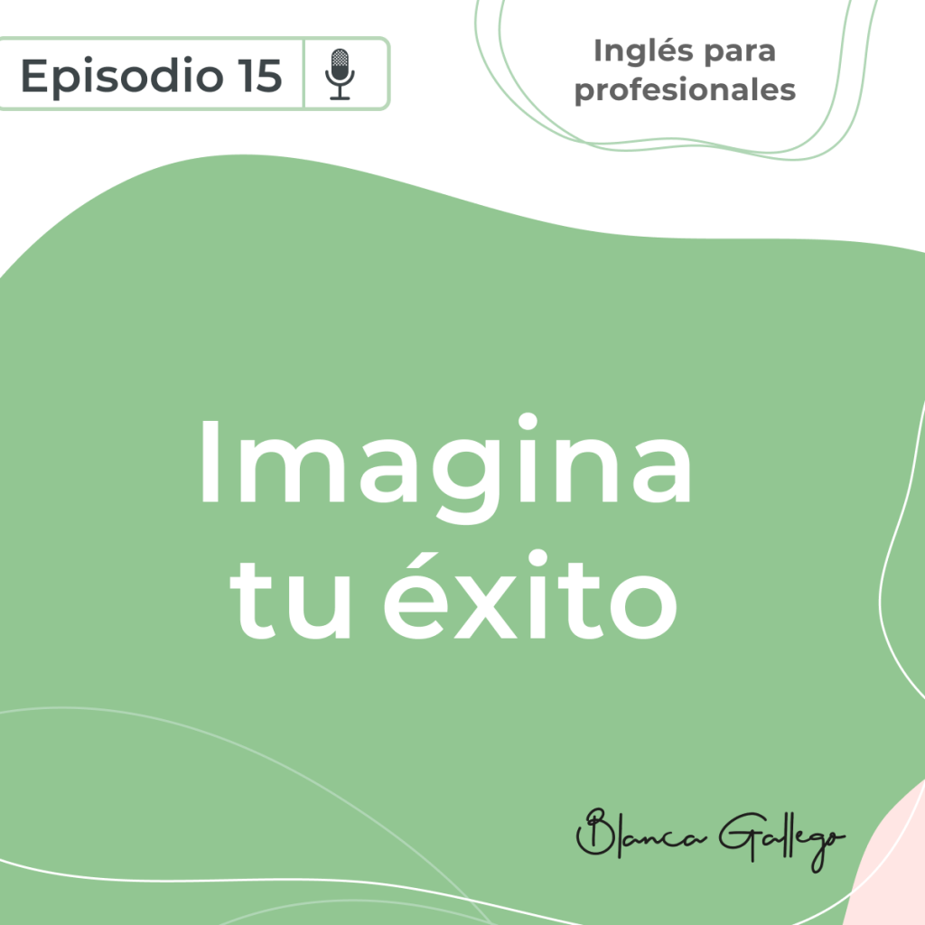 Imagina tu éxito con Blanca Gallego.